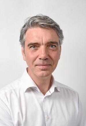 Gustav Olsson, agronom och museichef på Kulturen i Lund.