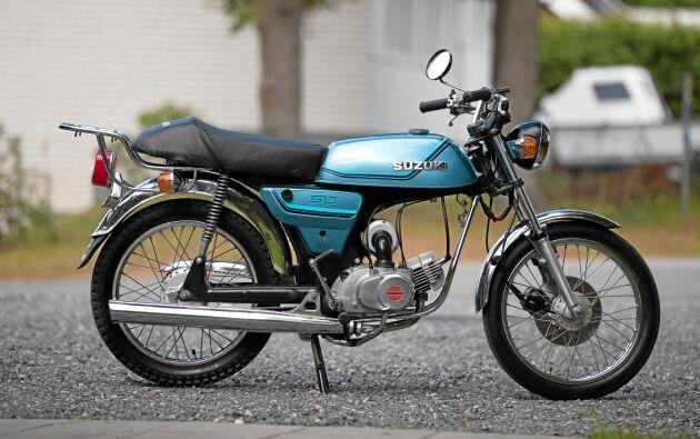Suzuki K50 -87