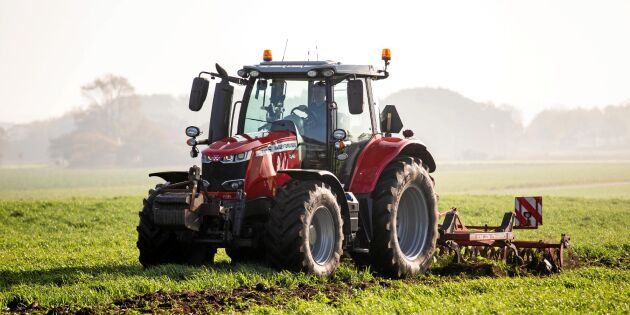 Ny statistik: Tronskifte på traktortoppen