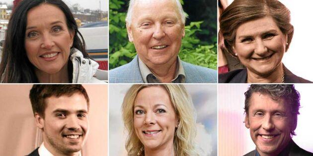 Bästa TV-meteorologen ska koras – var med och rösta