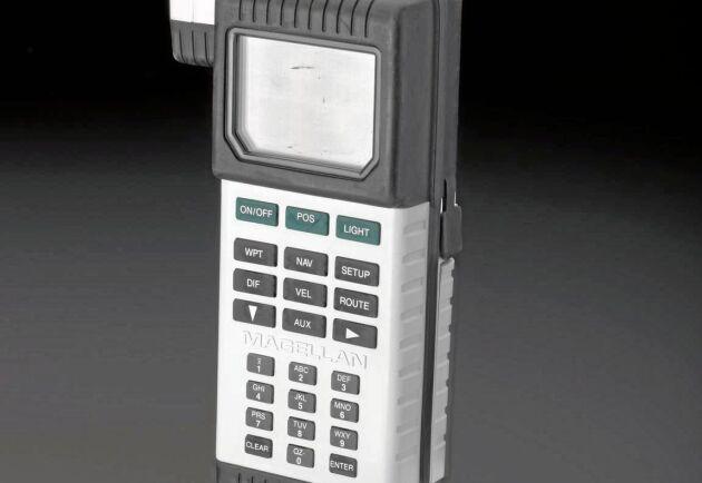 Den allra första GPS-mottagaren var Magellan NAV 1000 som kostade 27 000 kronor. :