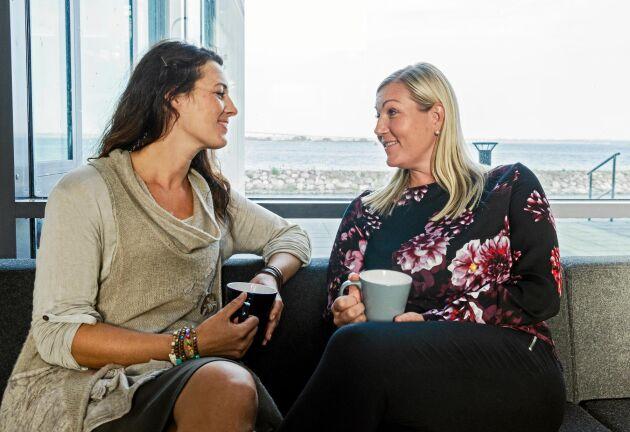 Madeleine och Johanna hoppas att ofrivillig ensamhet ska ta mer plats i samhällsdebatten.