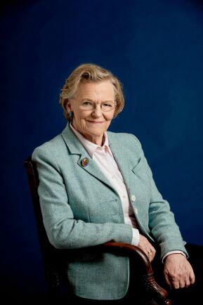 Kerstin Brismar är professor och specialläkare.