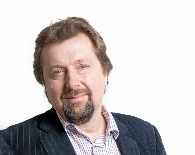 Göran Ståhl är dekan vid SLU:s fakultet för skogsvetenskap.