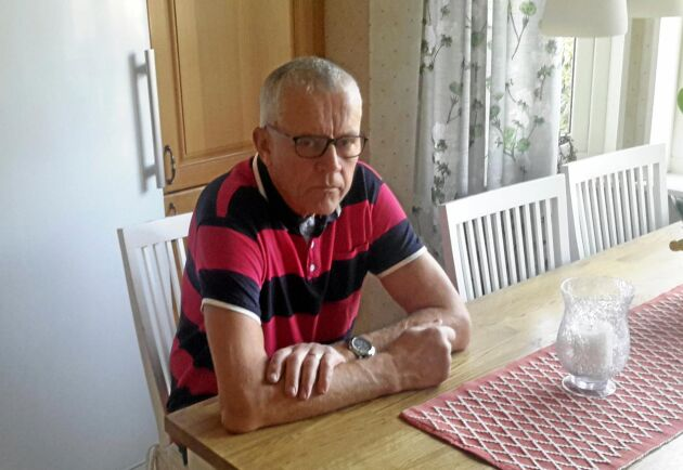 – En fullkomligt löjlig summa, säger Gert Arne Gunnarsson.