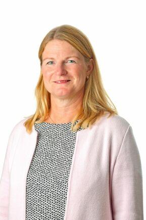 Linda Eriksson är skogsdirektör vid Skogsindustrierna.