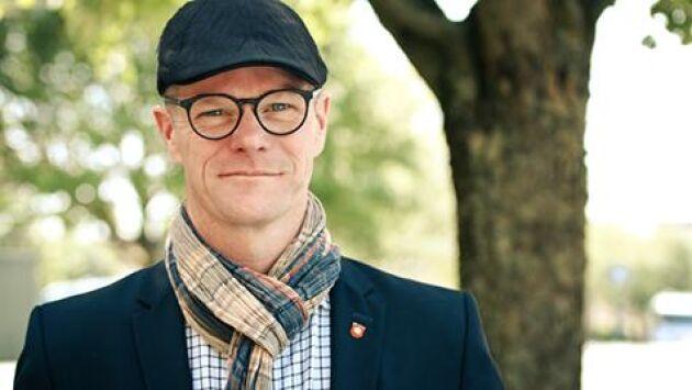 Kvalité, mindre svinn och fler ansikten bakom maten är vinsterna med andelsjordbruk anser Jens Vikingsson.