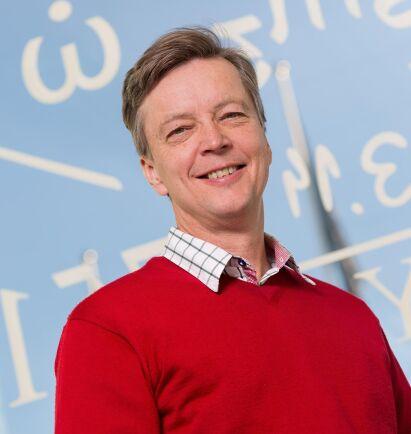 Rikard Gebart, professor vid Luleå tekniska universitet.