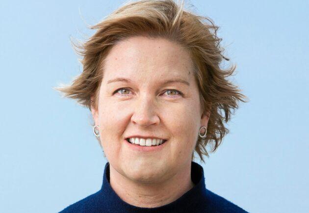 Karin Karlsbro (L), kandidat till EU-parlamentet.
