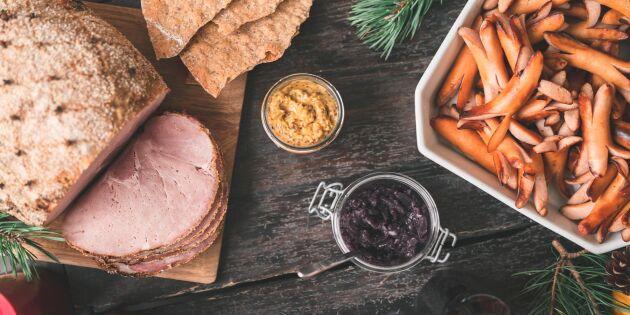 Stötta svenska bönder –ät svenskt i jul