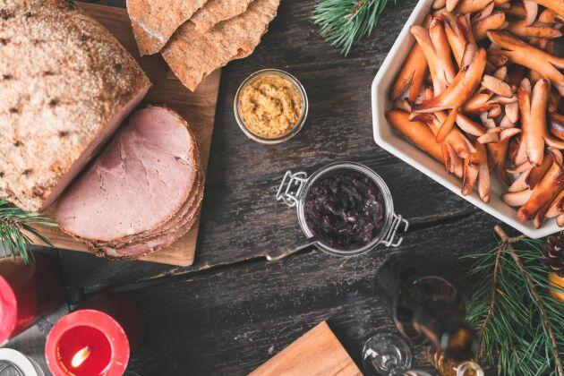 Som konsument har du stor möjlighet att stötta de svenska bönderna lite extra till jul.