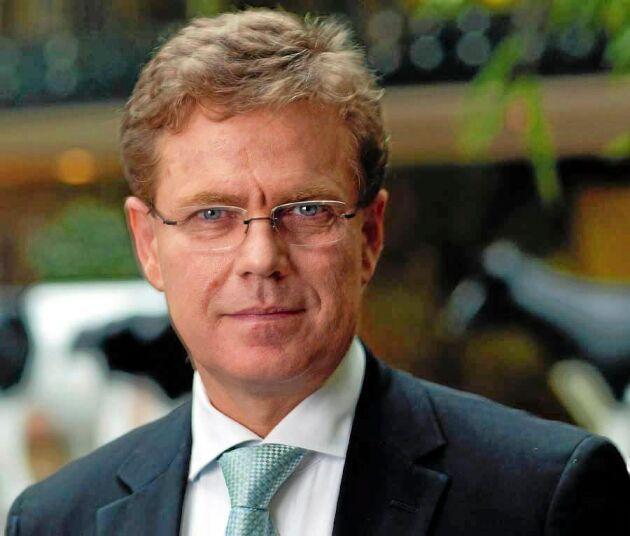 Arla Foods koncernchef, Peder Tuborgh.