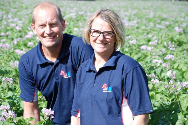 Ann & Janne Eriksson, Snöborg gård