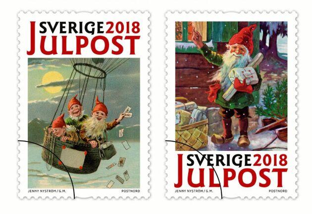 Julfrimärken – en så älskad traditon! Minns du dessa historiska favoriter?