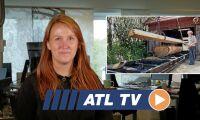 ATL TV: Båtbyggare satsade på eget sågverk