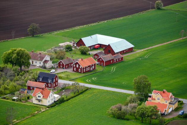 Var fjärde ung medlem i Skåne visar att det krävs 5 miljoner kronor eller mer i startkapital för att affären ska gå ihop.
