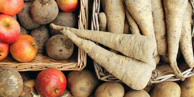 Mat i säsong: 9 svenska råvaror du ska passa på att äta i mars