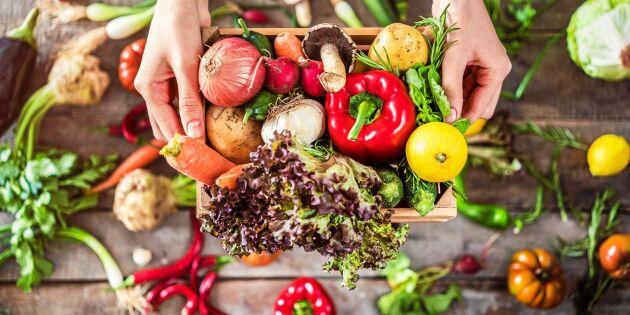 Pass på! Dina grönsaksfavoriter är faktiskt – frukter