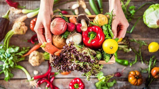 Skillnaden på grönsaker och frukt är inte helt solklar.