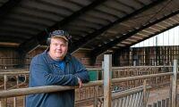Christopher valde annan väg till egna gården