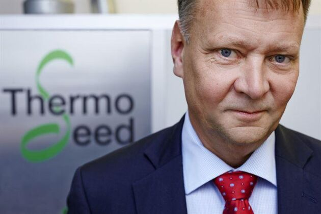 Kenneth Alness, vd för Thermoseed Global.