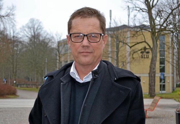 Ulf Möller, ansvarig jord- och skog, Swedbank och Sparbankerna.