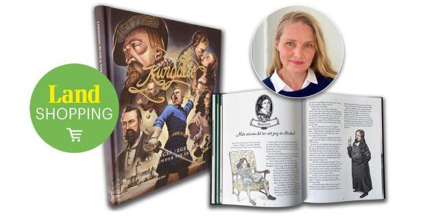 Boktips! Sveriges regenter under 500 år