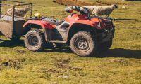 Varför ska bönder med fyrhjuling förmånsbeskattas?