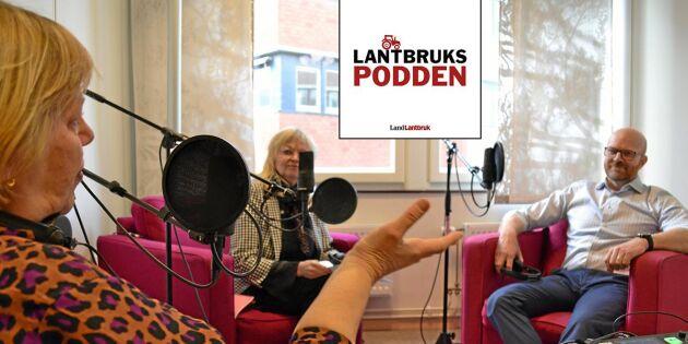 Lantbrukspodden: Så kan minskat växtskydd påverka svenskt lantbruk