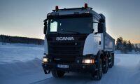 Scania på väg mot drömgränsen