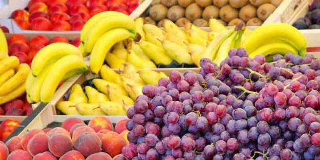 Nytt larm! Så mycket livsfarliga gifter finns i vanlig frukt