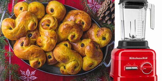 Tävla om lyxig blender – med ditt bästa julrecept!