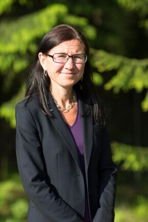 Charlotte Bengtssson, vd Skogforsk