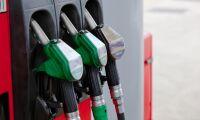 Bensin- och dieselpriserna sänks