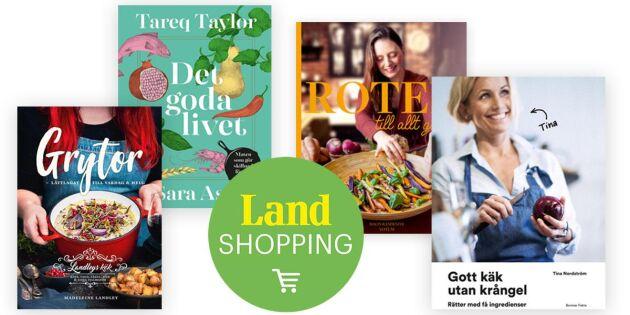 Inled året med nya maträtter – koksböcker för alla smaker