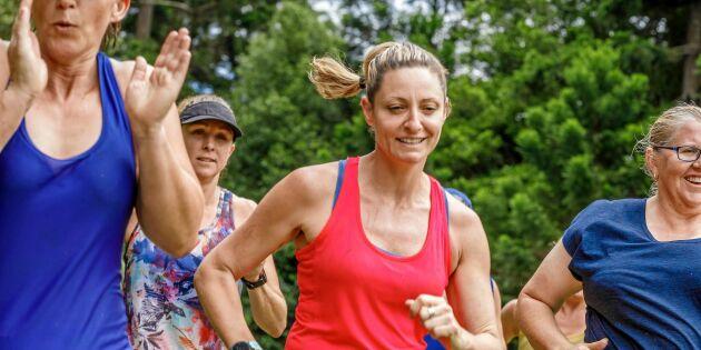 Forskaren förklarar: Därför ska du bli andfådd när du tränar