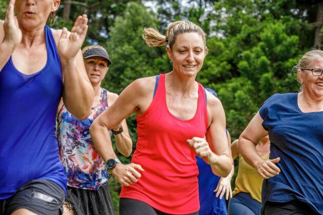 Lugna promenader är sköna, men vill du att träningen ska ge en rejäl hälsoeffekt gäller en viktig regel: Du ska bli andfådd!