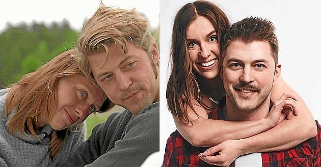 """Susanna Karlsson föll för Hannes Haraldsson i """"Bonde söker fru"""" 2018. Sommaren 2019 sätter de upp showen """"Bondesagan"""" om sin medverkan i programmet."""