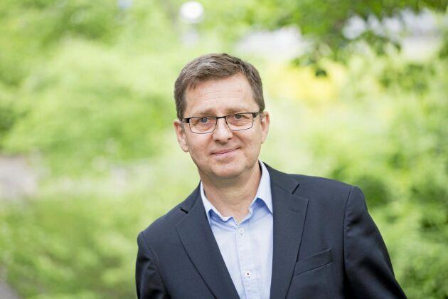 Anders Johannesson, jobbar med arbetskraftsfrågor inom LRF.