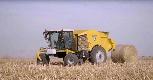 Vermeer räknar med att ZR5 kan lanseras 2019.