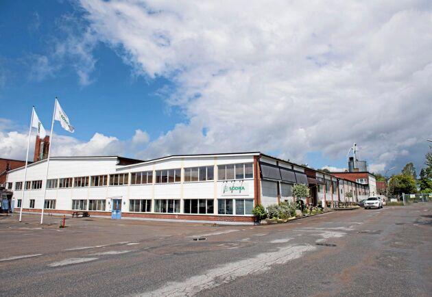 Södra Wood Kallinge är en av verksamheterna som nu säljs till tyska Sörnsen Holzleisten.