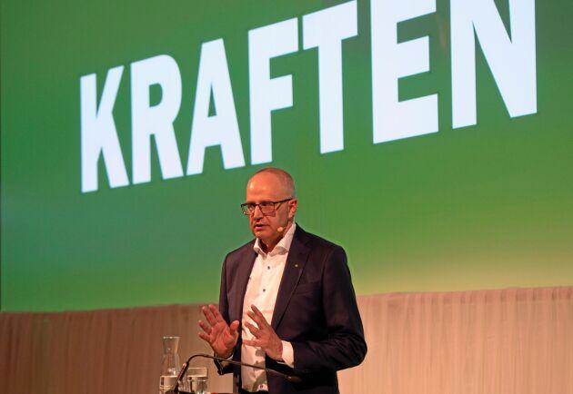 Känslan av att vi gör skillnad tillsammans blir extra stark när vi diskuterar motioner från medlemmarna, skriver LRFs ordförande Palle Borgström.