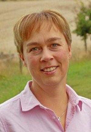 Rebecka Asplund, byggrådgivare på Växa Sverige.