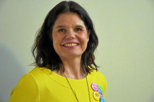 Sofia Karlsson, regionordförande LRF Västra Götaland.