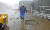 Oroliga tider för irländska lantbrukare