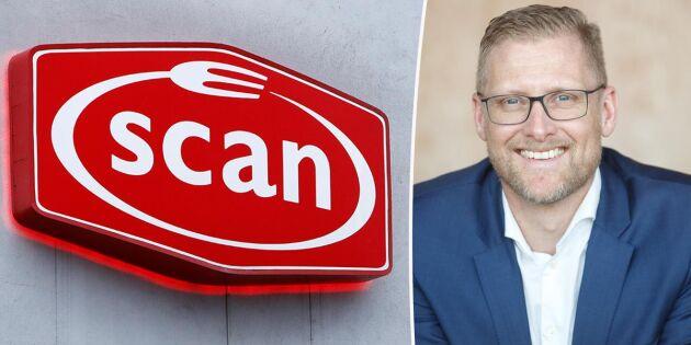 Scans nya Sverigechef vill växa med vego