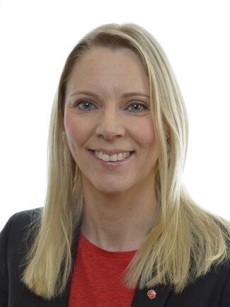 Åsa Westlund (S), riksdagsledamot.
