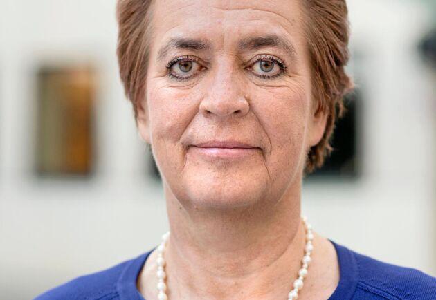 Riksrevisor Helena Lindberg.