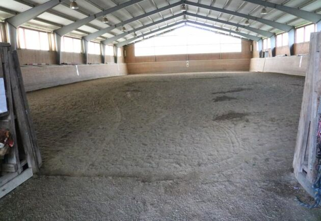 Bygglov ska inte krävas i fortsättningen för hästföretagare som vill bygga till exempel stall eller ridhus på jordbruksfastighet.