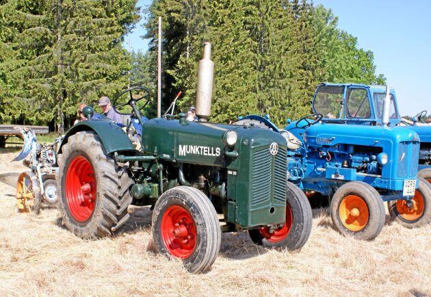På Målilla Traktor Power Weekend 2018 i månadsskiftet juni/juli ska det bli mer rättvist i veterantraktorpullingen. En BM 20 kan gynnas av de nya reglerna.